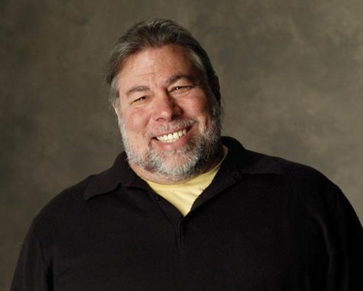 Apple founder, Steve Wozniak talk, Edinburgh