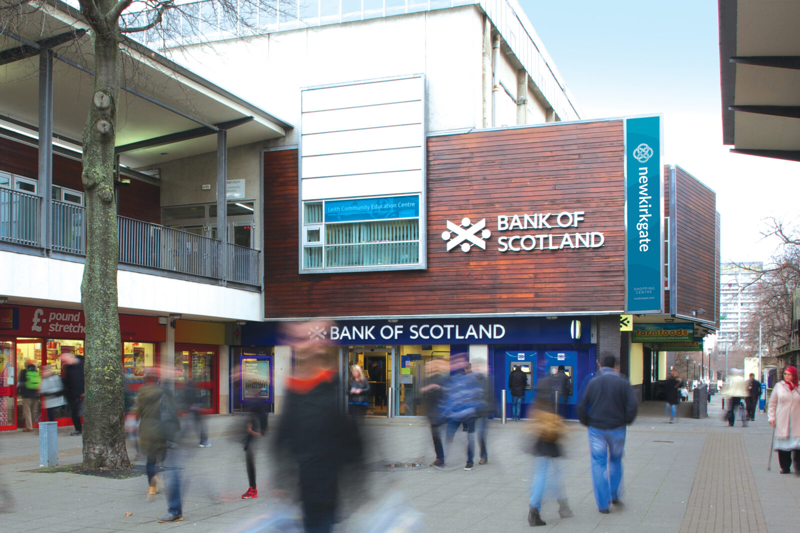 097648d7ed New brand, New era for Newkirkgate Shopping Centre in the heart of Leith